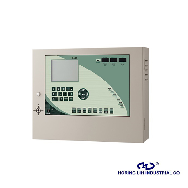 Panel Central De Alarma Direccionable HORING LIH QA16