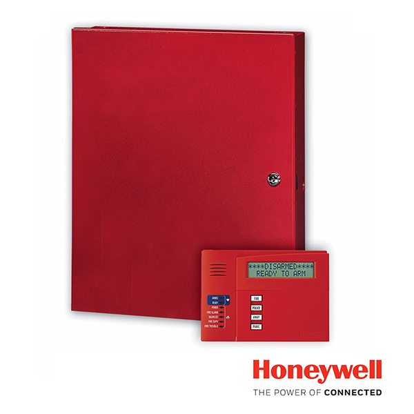 Panel Central De Alarma HONEYWELL VISTA 128FBP