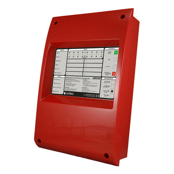 Panel Central De Alarma GLOBAL ORION 2 Zonas