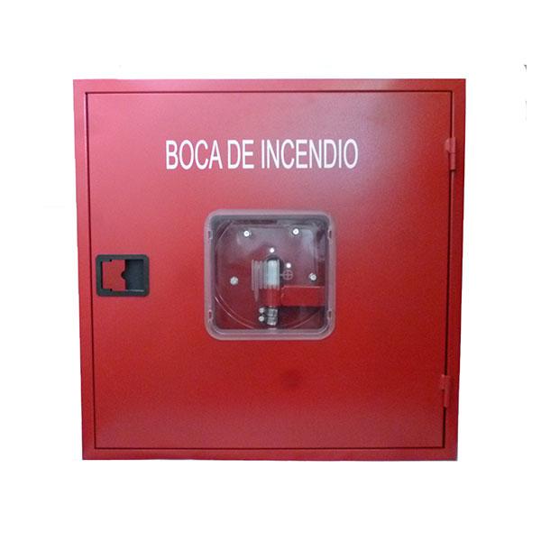Boca De Incendio BIE Tipo 1 Con Manguera Semi-rígida