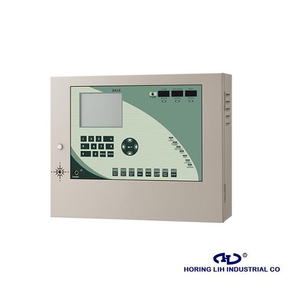 Panel Central De Alarma Direccionable HORING LIH QA16