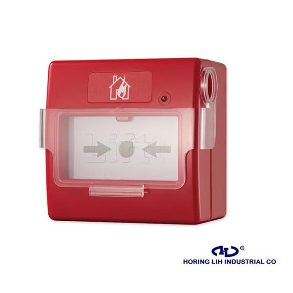 Pulsador Manual Direccionable HORING LIH QA0817
