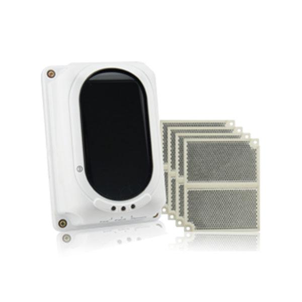 Barrera Infrarroja Lineal, Reflectiva, Detectora De Humo ASENWARE AW-BK901