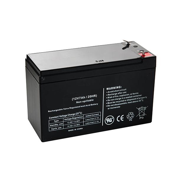 Batería 12 Volts 7 Ampere