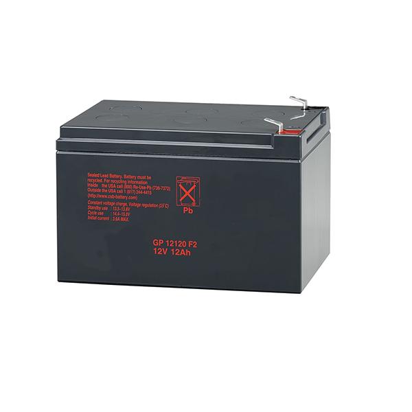 Batería 12 Volts 12 Ampere