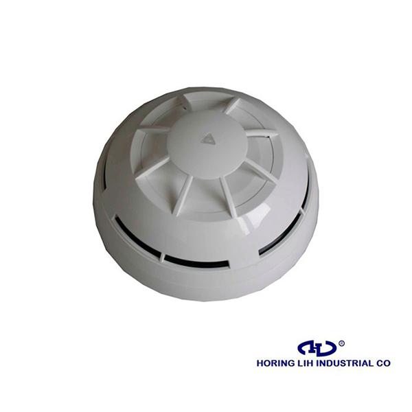Detector De Humo AH-0311-4, HORING LIH, óptico