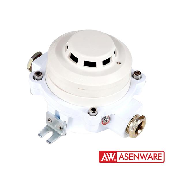 Detector De Humo Para Ambiente Con Riesgo De Explosión ASENWARE AW-EXD 101