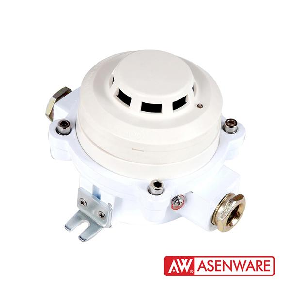 Detector De Humo Y Calor Para Ambiente Con Riesgo De Explosión ASENWARE AW-EXD 103