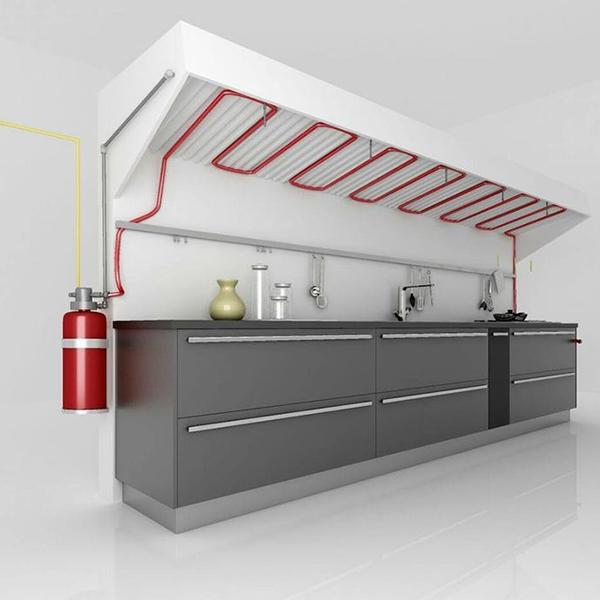 Sistemas Para Cocinas Industriales