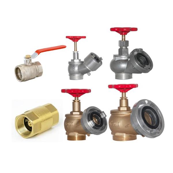 Válvulas para bocas de incendio
